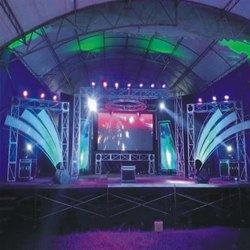 Giant LED Graphic Display