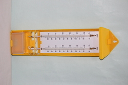 Plastic Wet & Dry Thermometer (Hygrometer)