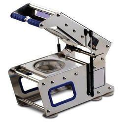 Round Tray Sealing Machine