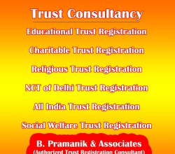 NGO/ Trust Registration Services