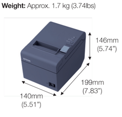 Retail Thermal Billing Printer (EPSON)