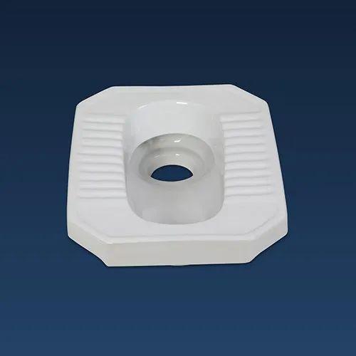 Medium Deep Ceramic Indian Toilet