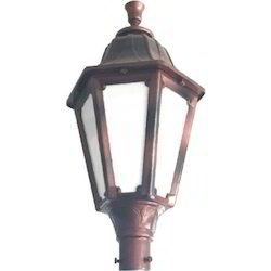 LED Post Top Mini Antique Light