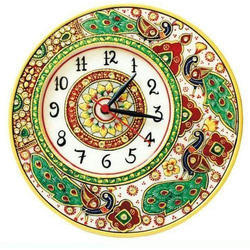 Decorative Marble Wall Clock