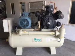 Real 25 HP High Pressure Compressor