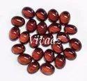 Red Garnet Cabochon