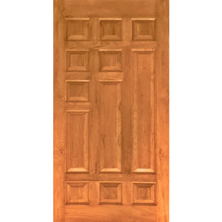 Wood Designer Wooden Door Rs 8000 Piece Shree Salasar Balaji Teak