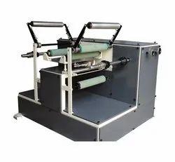 Table Top Doctoring Rewinding Machine
