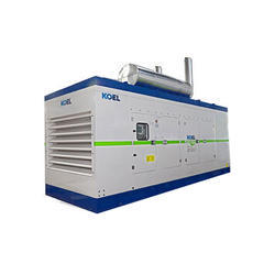 160 kVA Kirloskar Silent Diesel Generator Set