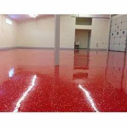 Self Leveling Epoxy Flooring Service