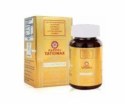 Tatiomax Gold Glutathione Whitening Gel 1800mg