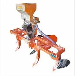 Swastik Mild Steel Ridger Cum Seed Drill, For Agriculture