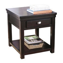 Wooden Square Executive Tables, No. Of Drawers: 1, for Home