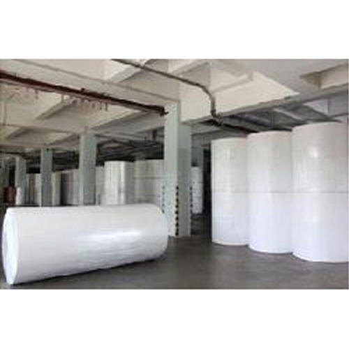 Paper Black,Blue Thermal Jumbo Roll, GSM: 80 - 120, for Printing