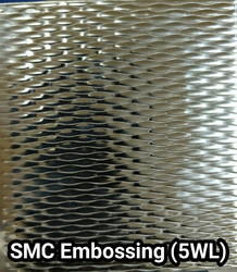 Stainless Steel Embossing Sheets