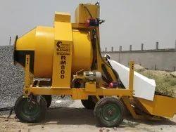 Shree Shakti Mini Mobile Concrete Batching Plant RM800