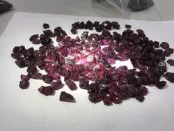 AAA Quality Red And Purple Garnet Stones