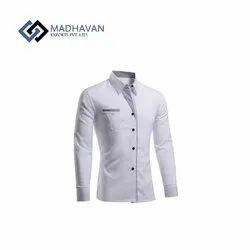 Collar Neck Men Corporate Shirts