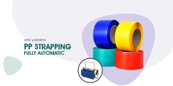Fully Automatic Machine Polypropylene ( PP) Premium Strapping Roll