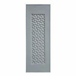 Rectangular PVC Bathroom Door