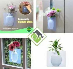 Silicone Vases, Flower Vase Small Decoration Vase Party, Exhibition, Wedding, Festival,