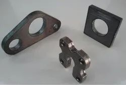 Stainless Steel CNC Laser Cut Components