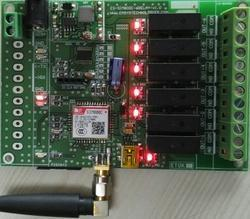 GSM SMS Relay 6-Channel
