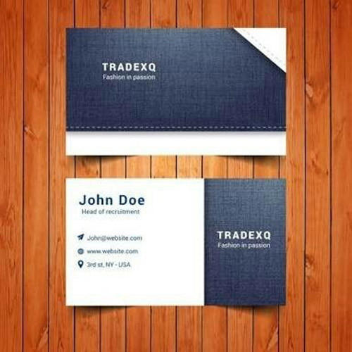 Paper visiting card business card printing custom business cards paper visiting card reheart Choice Image