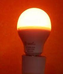Ceramic Aluminum LED Colour Bulb, 5W