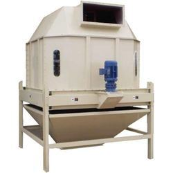 Counter Current Pellet Cooler, Capacity: 2-4 Mt/Hours