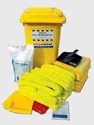 Box,Bag Chemical Spill Kit