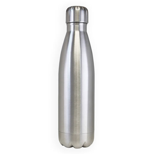 Stainless Steel Water Bottle, Capacity: 1 Liter, Rs 249 /piece ...