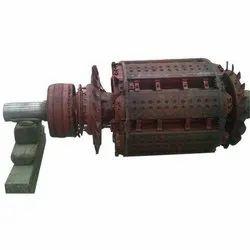 Alternator Rotor Repairing Services 5 TO 250 KVA