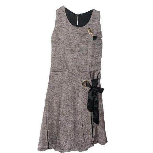 9b3c12dadd0b Small Hosiery Girls Stylish Midi Dress