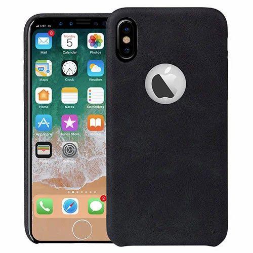 custodia iphone x con logo
