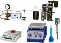 D.  Pharmacy Laboratory Instruments