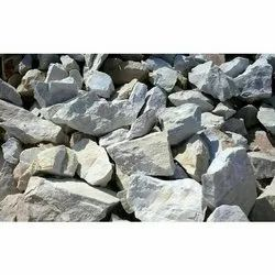 Gray Quartzite Lumps, Size: 15-20 inch, Packaging Type: Loose