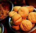 Dal Baati Laddu Thali