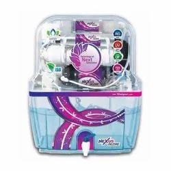 RO+UO Transparent Aqua Fresh Desire Water Purifier, For Home