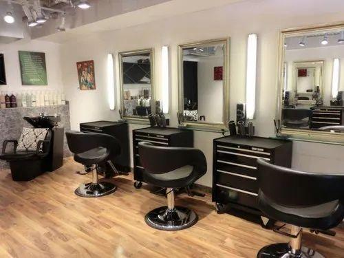 Salon Interior Designing, 3d Interior Design Available: Yes