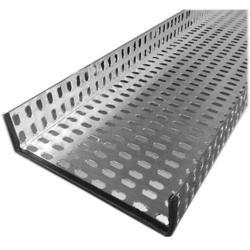 Perforated Cable Tray With 3 Side Punching And Gasket On The Edge