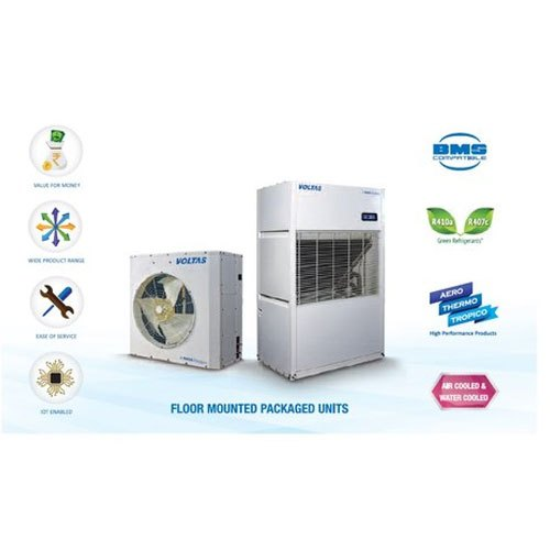 Stainless Steel Voltas Package Ac 5 5 Tr Rs 97000 Piece Fresscon S Id 22039668733