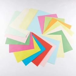 Pastel Coloured Paper