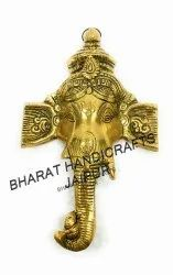 Gold Plated Hanging Ganesh