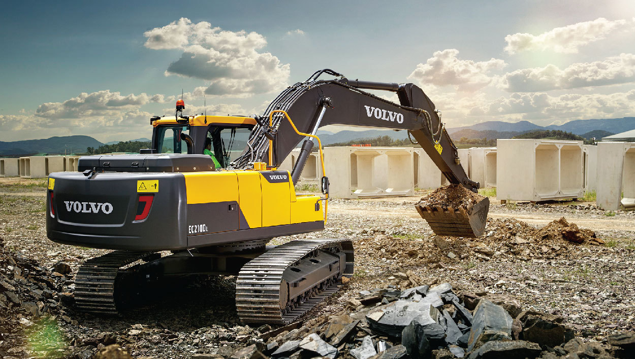 Volvo Excavator - Volvo Digger Latest Price, Dealers & Retailers in India