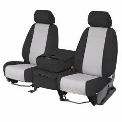 Front & Back Leather Designer Car Seat Cover