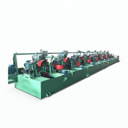 SRE 20 H.p. S.S. Round Bar Buffing Machine, Automation Grade: Semi-Automatic and Automatic
