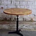 Retro Furniture - The Generals Round Table