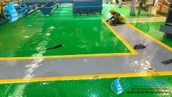 Stanrose Industrial Epoxy Flooring, Thickness: 0.5 To 12 Mm