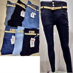 Women Regular Fit Denim Jeans